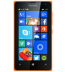 Microsoft Lumia 435 Parts