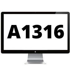 Apple Cinema Display A1316 Parts