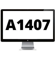 Apple Cinema Display A1407 Parts