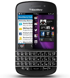 Blackberry Classic Q20 Replacement Parts